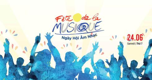 Fête de la Musique in full gear in Vietnam