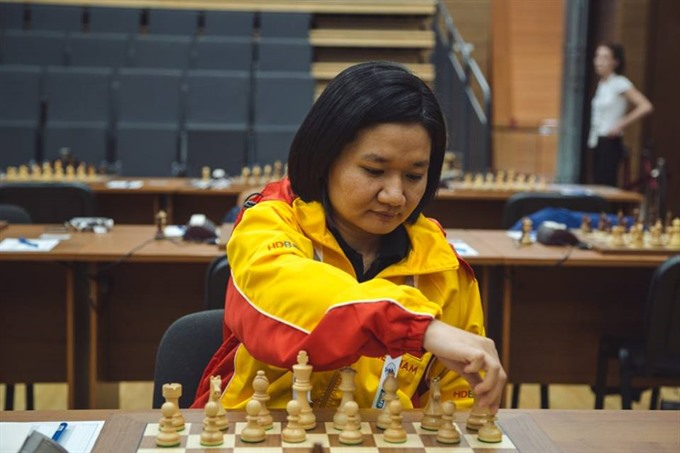 Vietnam's chess masters lose another match at world tourney