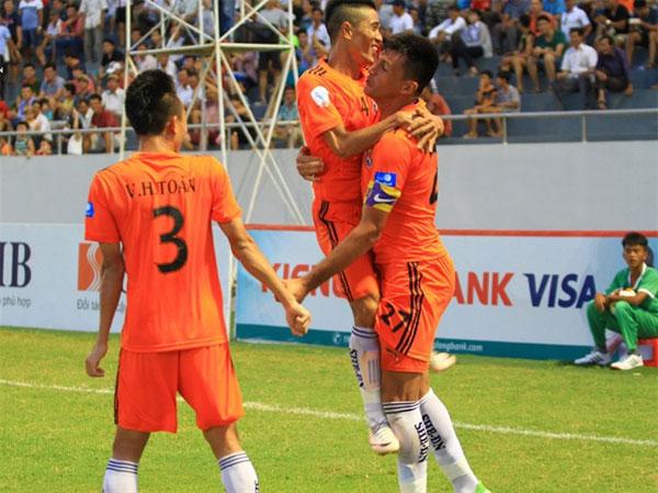 Da Nang oust Quang Ninh defending champions