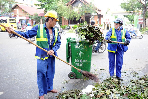 Littering law laid waste in the capital city