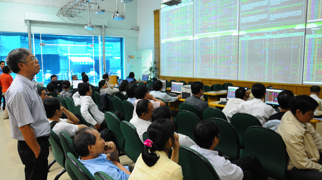 Stock market remains in 'frontier' index, still not classified as 'emerging'