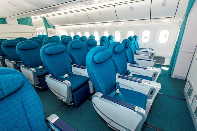 Skytrax lists Vietnam Airlines in top 20 with best premium economy class, vietnam economy, business news, vn news, vietnamnet bridge, english news, Vietnam news, news Vietnam, vietnamnet news, vn news, Vietnam net news, Vietnam latest news, Vietnam breaki