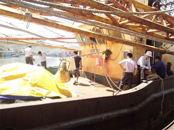 Firms told to fix substandard fishing boats