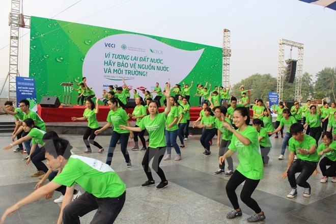 Hanoi works to tackle environmental pollution, environmental news, sci-tech news, vietnamnet bridge, english news, Vietnam news, news Vietnam, vietnamnet news, Vietnam net news, Vietnam latest news, Vietnam breaking news, vn news
