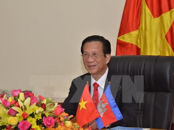 The friendly relations and comprehensive cooperation between Vietnam and Cambodia have been thriving, Deputy Prime Minister and Foreign Minister Pham Binh Minh said in a recent interview.