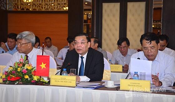Vietnam-Laos science, technology cooperation committee meets, IT news, sci-tech news, vietnamnet bridge, english news, Vietnam news, news Vietnam, vietnamnet news, Vietnam net news, Vietnam latest news, Vietnam breaking news, vn news