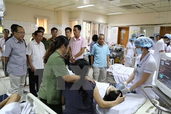 Hoa Binh General Hospital, kidney dialysis, deaths, water bad, medical violations, Vietnam economy, Vietnamnet bridge, English news about Vietnam, Vietnam news, news about Vietnam, English news, Vietnamnet news, latest news on Vietnam, Vietnam