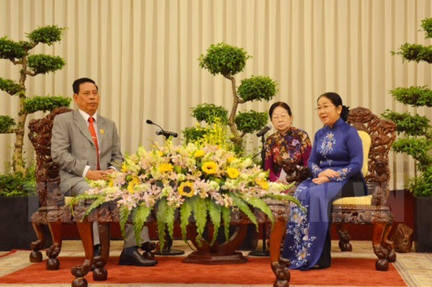 HCM City fosters front connection with Cambodia, Government news, Vietnam breaking news, politic news, vietnamnet bridge, english news, Vietnam news, news Vietnam, vietnamnet news, Vietnam net news, Vietnam latest news, vn news