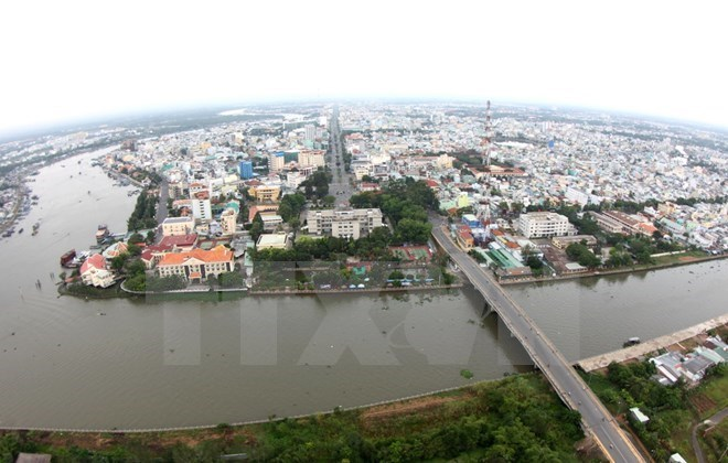 Mekong Delta city strives to increase resilience capacity, Vietnam environment, climate change in Vietnam, Vietnam weather, Vietnam climate, pollution in Vietnam, environmental news, sci-tech news, vietnamnet bridge, english news, Vietnam news, news Vietn