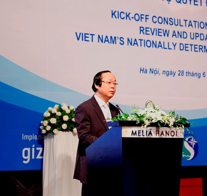 Vietnam kicks off update of NDCs to realise Paris Agreement, social news, vietnamnet bridge, english news, Vietnam news, news Vietnam, vietnamnet news, Vietnam net news, Vietnam latest news, vn news, Vietnam breaking news