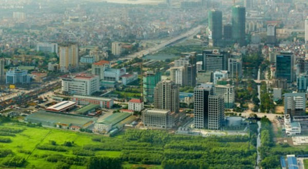 Low-carbon economy in Vietnam's updated NDC