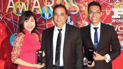 Viettel products honoured at 2017 IT World Awards, IT news, sci-tech news, vietnamnet bridge, english news, Vietnam news, news Vietnam, vietnamnet news, Vietnam net news, Vietnam latest news, Vietnam breaking news, vn news