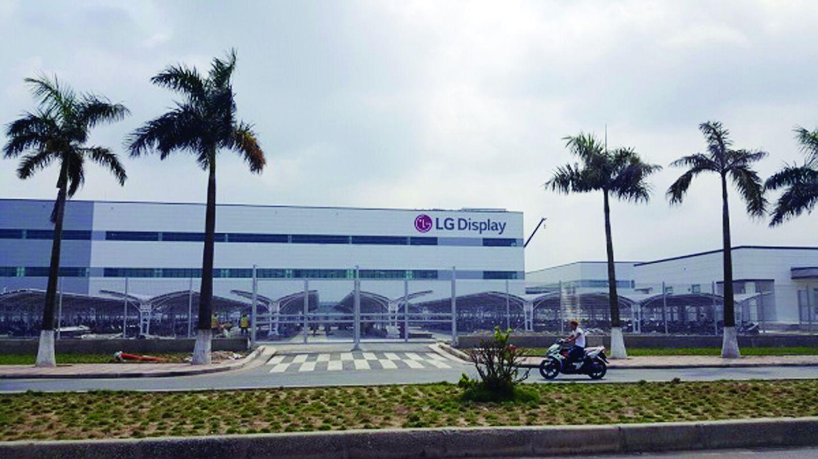 ietnam economy, business news, vn news, vietnamnet bridge, english news, Vietnam news, news Vietnam, vietnamnet news, vn news, Vietnam net news, Vietnam latest news, Vietnam breaking news,  LG display, South Korean FDI, Samsung