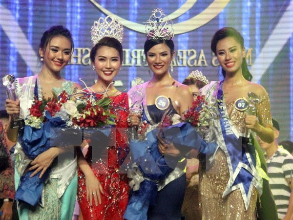 Thai beauty crowned Miss ASEAN Friendship 2017, entertainment events, entertainment news, entertainment activities, what's on, Vietnam culture, Vietnam tradition, vn news, Vietnam beauty, news Vietnam, Vietnam news, Vietnam net news, vietnamnet news, viet