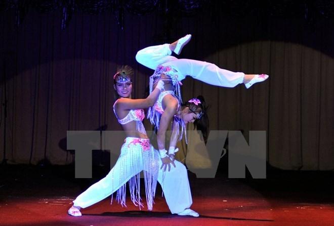Vietnam wins highest prix at Cuba circus festival, entertainment events, entertainment news, entertainment activities, what's on, Vietnam culture, Vietnam tradition, vn news, Vietnam beauty, news Vietnam, Vietnam news, Vietnam net news, vietnamnet news, v