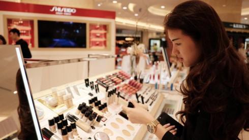 Foreign firms eye cosmetics market, vietnam economy, business news, vn news, vietnamnet bridge, english news, Vietnam news, news Vietnam, vietnamnet news, vn news, Vietnam net news, Vietnam latest news, Vietnam breaking news