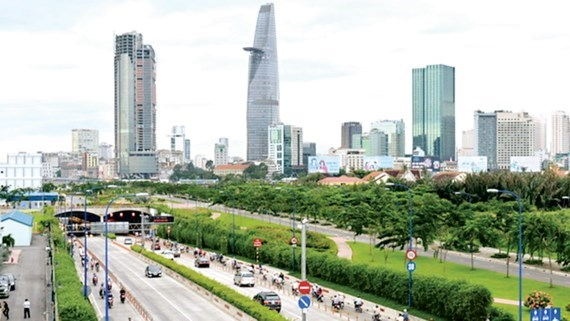 Traffic breakthrough program achieves visible results in HCM City