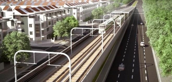 Hanoi to set up 10 urban railway routes, social news, vietnamnet bridge, english news, Vietnam news, news Vietnam, vietnamnet news, Vietnam net news, Vietnam latest news, vn news, Vietnam breaking news