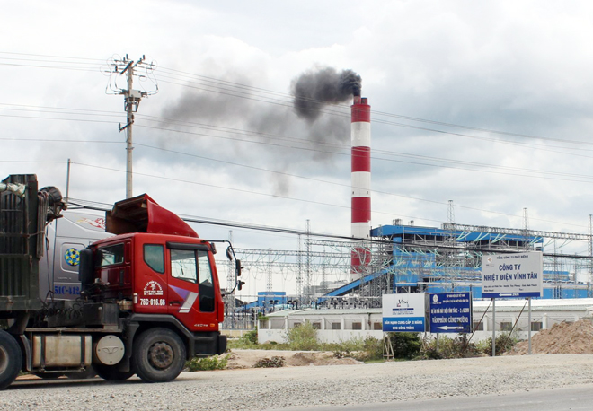 Coal-fired power plants pose high risk of environmental pollution