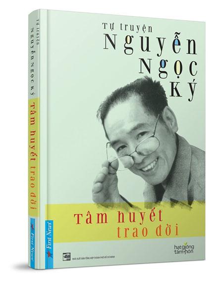 Handicapped teacher Nguyen Ngoc Ky, autobiography, Vietnam economy, Vietnamnet bridge, English news about Vietnam, Vietnam news, news about Vietnam, English news, Vietnamnet news, latest news on Vietnam, Vietnam