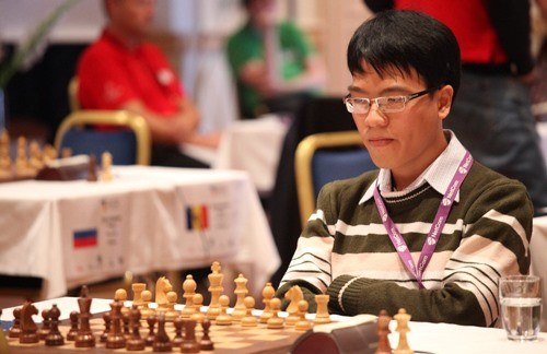 VN Grandmaster finishes second in World Open chess, Sports news, football, Vietnam sports, vietnamnet bridge, english news, Vietnam news, news Vietnam, vietnamnet news, Vietnam net news, Vietnam latest news, vn news, Vietnam breaking news
