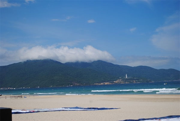 Da Nang seeks fund for sea project in Son Tra Peninsula