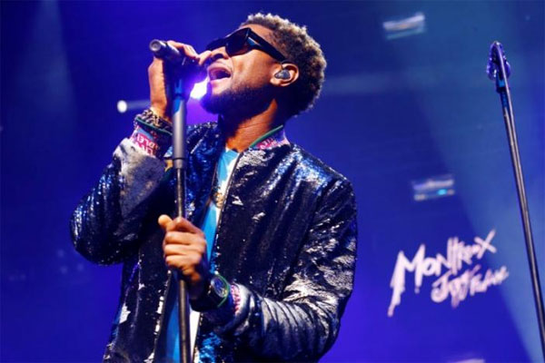 Montreux Jazz Festival, Usher and The Roots, Trombone Shorty, high-energy shows