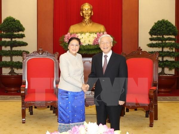 Vietnamese, Lao legislatures urged to bolster ties, Government news, Vietnam breaking news, politic news, vietnamnet bridge, english news, Vietnam news, news Vietnam, vietnamnet news, Vietnam net news, Vietnam latest news, vn news