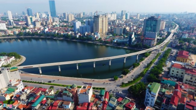Hanoi to auction 6,000 ha of land for urban railway, vietnam economy, business news, vn news, vietnamnet bridge, english news, Vietnam news, news Vietnam, vietnamnet news, vn news, Vietnam net news, Vietnam latest news, Vietnam breaking news