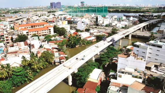 HCMC speeds up traffic system to connect with neighboring provinces, social news, vietnamnet bridge, english news, Vietnam news, news Vietnam, vietnamnet news, Vietnam net news, Vietnam latest news, vn news, Vietnam breaking news