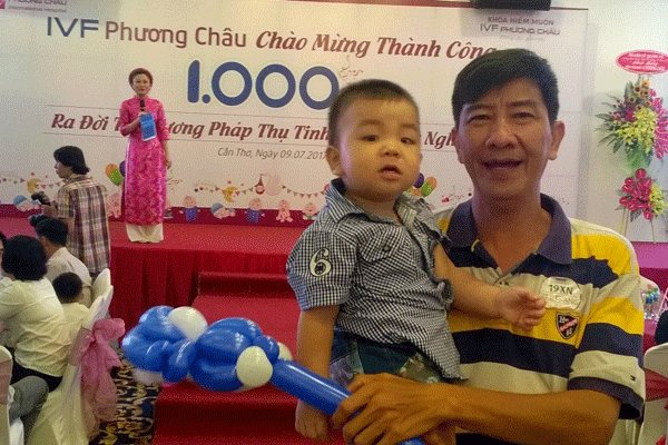 Mekong Delta has 1,000 IVF babies born, social news, vietnamnet bridge, english news, Vietnam news, news Vietnam, vietnamnet news, Vietnam net news, Vietnam latest news, vn news, Vietnam breaking news