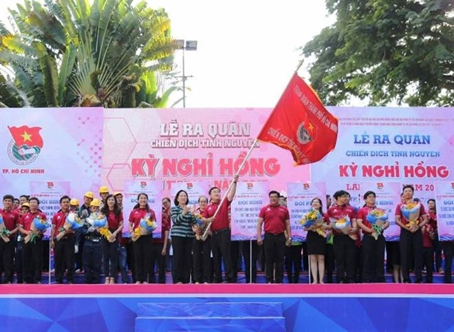 Int'l workshop on culture, religions organized in HCM City, Unexpected inspections should increase in second half of 2017, HCM City volunteers take action on Pink Holiday Campaign