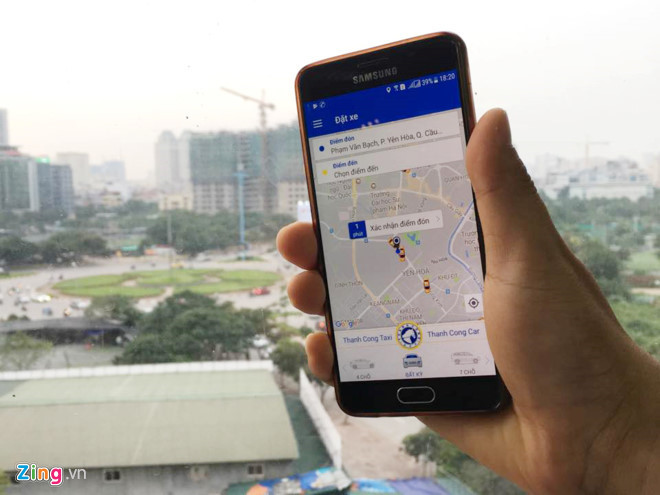 Traditional taxi firms' e-hailing apps struggle to keep up ...
