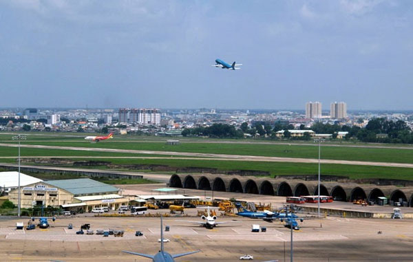 HCM City mulls measures for airport expansion