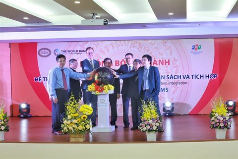 VN Central Bank launches new corebanking system