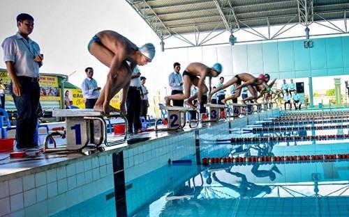 HCM City top national junior finswimming event, Sports news, football, Vietnam sports, vietnamnet bridge, english news, Vietnam news, news Vietnam, vietnamnet news, Vietnam net news, Vietnam latest news, vn news, Vietnam breaking news