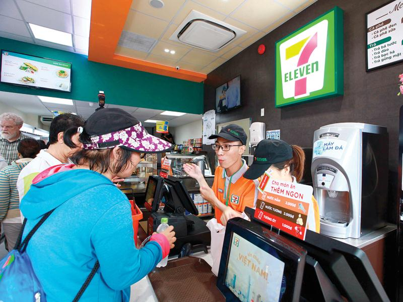 7 Eleven Sees Success In Vietnam After Failure In Indonesia News