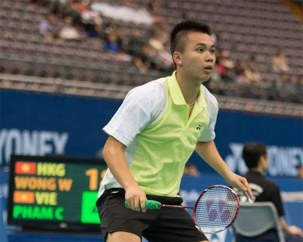 Vietnamese player advances in Canadian badminton open