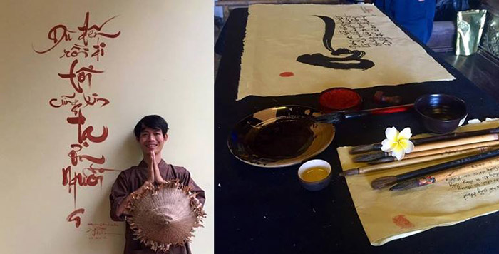 Zó Calligraphy Workshop in Hanoi, entertainment events, entertainment news, entertainment activities, what's on, Vietnam culture, Vietnam tradition, vn news, Vietnam beauty, news Vietnam, Vietnam news, Vietnam net news, vietnamnet news, vietnamnet bridge