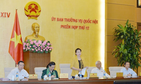 National Assembly Standing Committee concludes 12th session, Government news, Vietnam breaking news, politic news, vietnamnet bridge, english news, Vietnam news, news Vietnam, vietnamnet news, Vietnam net news, Vietnam latest news, vn news