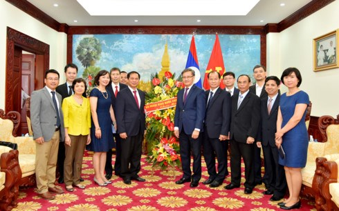 Foreign Ministry, Lao Embassy share joy over Friendship Year 2017, Government news, Vietnam breaking news, politic news, vietnamnet bridge, english news, Vietnam news, news Vietnam, vietnamnet news, Vietnam net news, Vietnam latest news, vn news