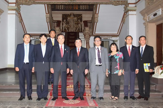 HCM City boosts cooperation with Japanese prefecture, Government news, Vietnam breaking news, politic news, vietnamnet bridge, english news, Vietnam news, news Vietnam, vietnamnet news, Vietnam net news, Vietnam latest news, vn news