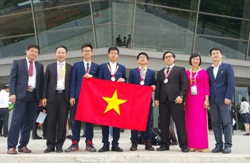 Vietnam reaps highest results at int'l chemistry Olympiad