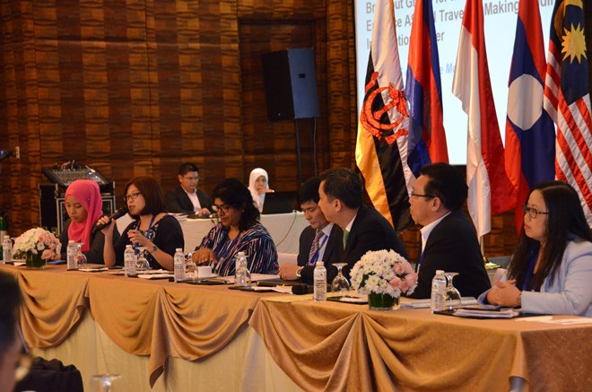 ASEAN moves forward with connectivity master plan, Government news, Vietnam breaking news, politic news, vietnamnet bridge, english news, Vietnam news, news Vietnam, vietnamnet news, Vietnam net news, Vietnam latest news, vn news