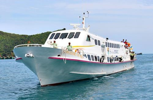 Soc Trang operates sea route to Con Dao islands, travel news, Vietnam guide, Vietnam airlines, Vietnam tour, tour Vietnam, Hanoi, ho chi minh city, Saigon, travelling to Vietnam, Vietnam travelling, Vietnam travel, vn news