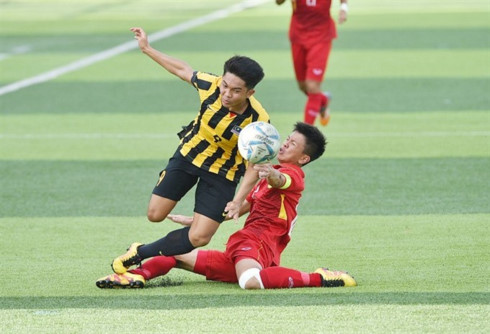 Ngo Quang Thuan scores winner in Vietnam vs Malaysia match, Sports news, football, Vietnam sports, vietnamnet bridge, english news, Vietnam news, news Vietnam, vietnamnet news, Vietnam net news, Vietnam latest news, vn news, Vietnam breaking news