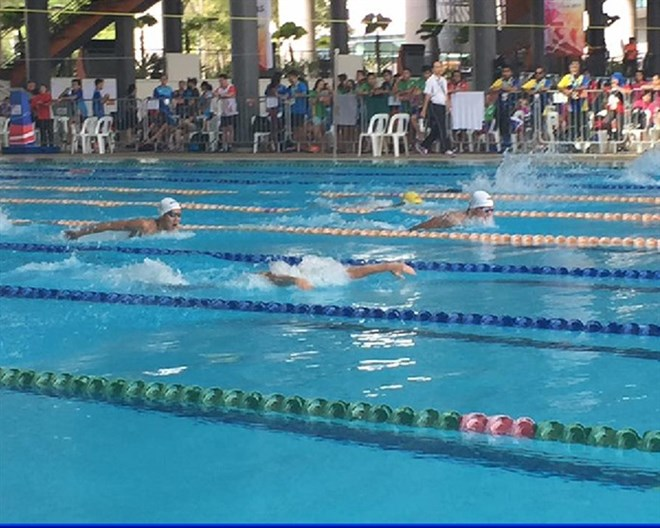 Vietnam grabs first ever swimming gold in regional school games, Sports news, football, Vietnam sports, vietnamnet bridge, english news, Vietnam news, news Vietnam, vietnamnet news, Vietnam net news, Vietnam latest news, vn news, Vietnam breaking news