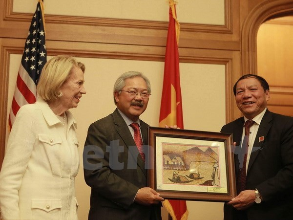 More Vietnamese localities promote themselves in US, Government news, Vietnam breaking news, politic news, vietnamnet bridge, english news, Vietnam news, news Vietnam, vietnamnet news, Vietnam net news, Vietnam latest news, vn news