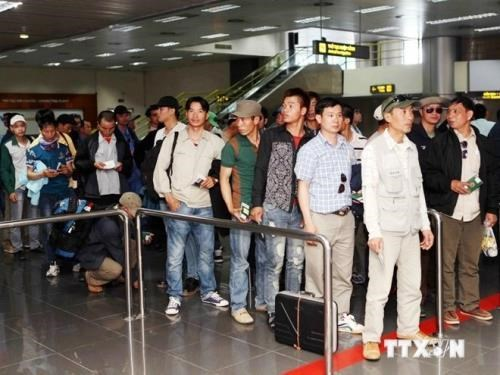 Vietnamese labourers in RoK receive legal consultation, social news, vietnamnet bridge, english news, Vietnam news, news Vietnam, vietnamnet news, Vietnam net news, Vietnam latest news, vn news, Vietnam breaking news