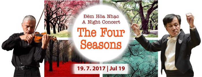 Concert with Violinist Stéphane Tran Ngoc in HCM City, entertainment events, entertainment news, entertainment activities, what's on, Vietnam culture, Vietnam tradition, vn news, Vietnam beauty, news Vietnam, Vietnam news, Vietnam net news, vietnamnet new